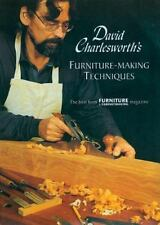 David Charlesworth's Furniture-Making Techniques (v. 1), The Best From FURNITURE
