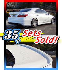 CARKING 07-12 PAINTED  REAR TRUNK SPOILER FOR LEXUS LS 4th XF40 LS 460