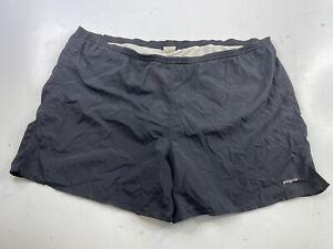 Vintage Patagonia Baggies Shorts Swim Trunk Black Men's XL