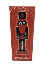 Baltimore ORIOLES Halfway to Christmas Oriole Bird Nutcracker NEW IN BOX! SGA