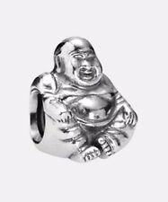 Pandora Meditation Charm 790478 -Smiling Buddha Discontinued Charm