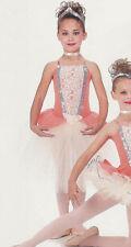 Ballet Tutu Romantic Long Dance Dress Costume Child XS - CLEARANCE