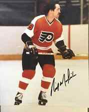 Philadelphia Flyers Rick MacLeish Autographed Photo