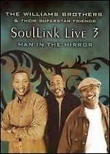 Williams Brothers   -    Soul Link Live 3   -  New Factory Sealed DVD
