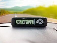 Digital-Thermometer Innen-/Aussenthermometer Temperaturmesser Auto Büro Haushalt
