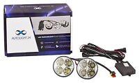 Smart LED Tagfahrlicht Rund-Design 12V 8 x SMD LEDs TÜV R87 Modul