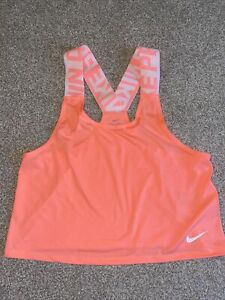 Nike Pro Vest Top Size S