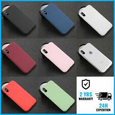 USLION ULTRASLIM CASE TPU COVER CAS ETUI COQUE HOESJE IPHONE 5 6 7 8 X XR XS 11