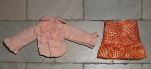 1/12TH SCALE DOLLS' CHILDS SKIRT AND BLOUSE