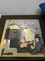 Record Album Bobby Pickett and the Crypt-Kickers The Original Monster Mash LP VG
