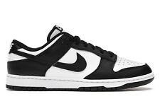 ✅  Nike Dunk Low Retro White Black (2021), Jordan 1 AJ1
