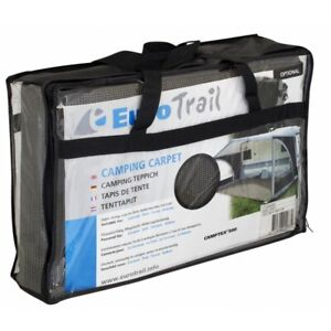Eurotrail Breathable Tent Awning Carpet Motorhome Different Sizes/Colours