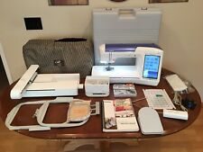 Brother Innovis Quattro 6000D Disney Sewing And Embroidery Machine