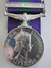 "British General Service Medal ""ARABIAN PENNINSULA"" clasp - A.C.1 J.W. Stone RAF"