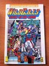 WILDC.A.T.S n° 1 Speciale Expocartoon '95 IMAGE STAR COMICS 1995 OTTIMO