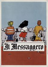 """#PUBBLICITARIA """" IL MESSAGGERO"""" dis Passepartout"""