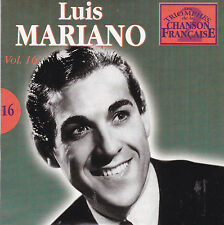 CD CARTONNE CARDSLEEVE 25T LUIS MARIANO