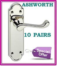 10 Silver Chrome Internal DOOR HANDLE ASHWORTH Lever Latch Door Handle D27