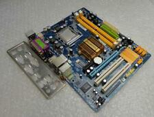 Genuine Gigabyte GA-G31M-S2C Socket LGA 775 Motherboard With Backplate