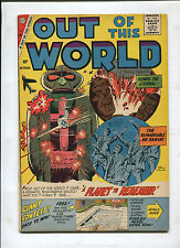 OUT OF THIS WORLD #15 (7.0) DITKO ART!