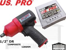 """US PRO Tools 1/2"""" dr Composite Air Impact Wrench Gun 1286NM 948ft-lb NEW 8593"""