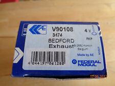 Jeu de 4 Soupapes d'Echappement Opel Manta Ascona Corsa Kadett D 1.3L AE V90108