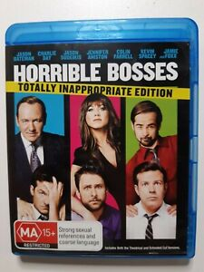 Horrible Bosses - Totally Inappropriate Edition - 2011 Comedy Crime - Blu-ray