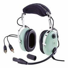 David Clark H10-13.4 Aviation Headset AUTHORIZED DAVID CLARK DEALER!!