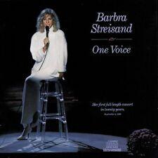 Barbra Streisand - One Voice [New CD]