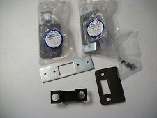 Locksmith - LOT of 3 - ADAMS RITE 4902-1 Strike Kits Dark Bronze Finish NOS