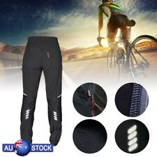 Outdoor Cycling Pants Men Women Sport Casual Trousers Breathable Quick Dry AU
