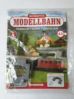 DeAgostini  Miniatur Modellbahn Spur N Nr.45  mit Heft   Neu/OVP