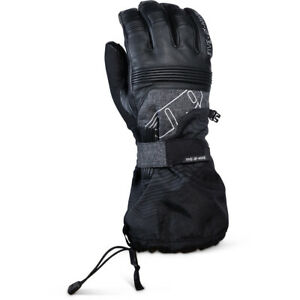 509 MENS Winter Snowmobile Black Ops INSULATED RANGE GLOVES - XL  or 2XL - NEW