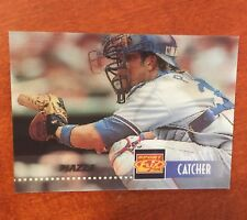 1995 Sportflix MIKE PIAZZA Los Angeles Dodgers 83