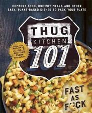 Thug Kitchen 101: Schnell als Fck von Kitchen Thug Neues Buch,(Hardcover) Gratis