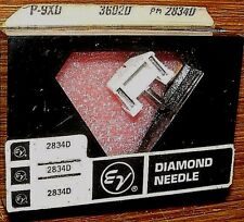 DIAMOND Phonograph NEEDLE EV PM-2834 for Sony ND-113A ND113P VM-9P, N492 621-D7