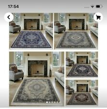 Non Slip Traditional Rugs Large Living Room Carpet Runner Rug Soft Carpet Mat