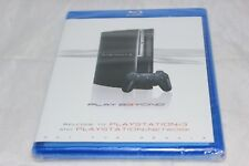 Playstation 3 Play Beyond Blu Ray Brand New