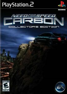 Need for Speed: Carbon - Collector's Edition - Playstation 2 Game Complete