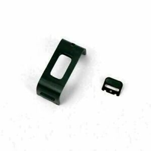 Replace Plastic Band Clip+Button Charging Clasp For Fitbit Charge HR Watch BEU