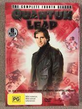 Quantum Leap : Season 4 (DVD, 2006, 6-Disc Set) Region 2, 4 and 5