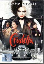 CRUDELIA DVD DISNEY