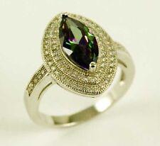 Ovale Modeschmuck-Ringe aus Stein