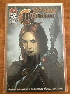 THE MAGDALENA #12 IMAGE TOP COW COMICS BOOK (2012) RON MARZ witchblade -  NM