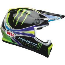 Bell MX-9 MIPS Monster Energy Pro Circuit Motocross Helmet MX Tomac Dirt Bike