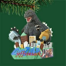 "Godzilla ""Earthquake""  2006 Roaring Carlton Cards Ornament *SALE*"