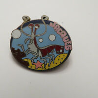 Disney DLR Finding Nemo 2006 Mystery Tin Jacques Pin