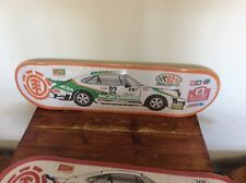 Rare nos Element Nick Garcia  Skateboard Deck Porsche series
