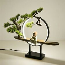 Modern LED interior table lamps decorating the living room bedroom or Office