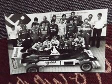 "FF2000 EUROSERIES PHOTOGRAPH - 8"" x 5"" - SALA GUGELMIN WALLACE DONNELLY etc"